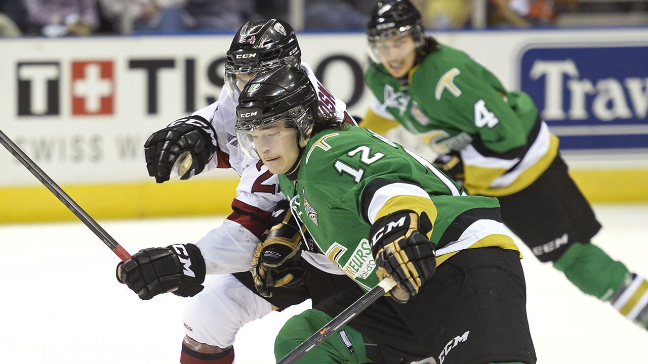 QMJHL: Roundup - Foreurs Double Up Phoenix With Offensive Outburst
