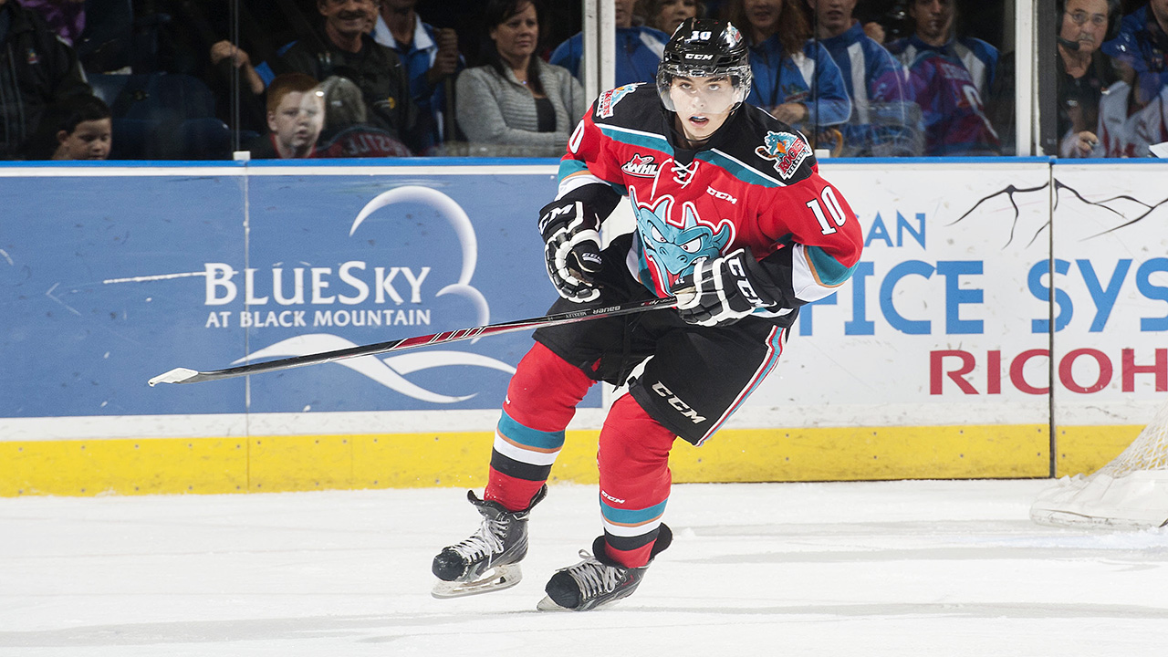 Nick Merkley; WHL blog; Kelowna Rockets; CHL; Arizona Coyotes; 2015 NHL Draft