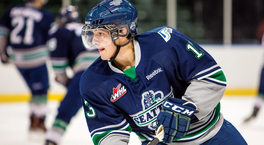 Mathew-Barzal;-Seattle-Thunderbirds;-New-York-Islanders;-2015-NHL-Draft;-WHL-Playoffs;-CHL;-2016-World-Junior-Championship;-Team-Canada;-Sportsnet