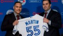 Martin contract made Melky expendable for Blue Jays