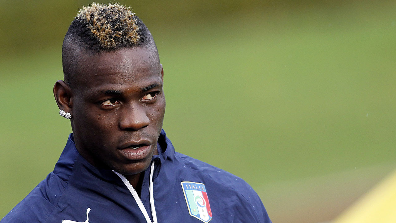 Italy Coach Ventura Will Meet With Balotelli Before Team