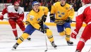 WJC: Switzerland's Egli Suspended For Hit On Nylander
