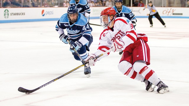 Jack Eichel Could Go No. 1 In 2015 NHL Draft