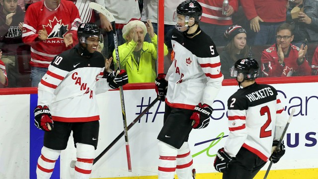 WJC: Morin Could Be Huge For Canada's World Junior Team
