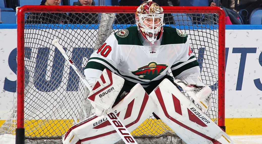 No Rest For Dubnyk - 23rd Consecutive Start Tonight In Raleigh