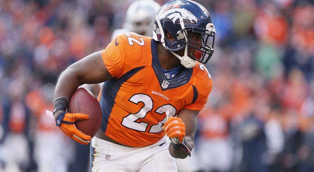Denver Broncos Cut CJ Anderson After Five Seasons