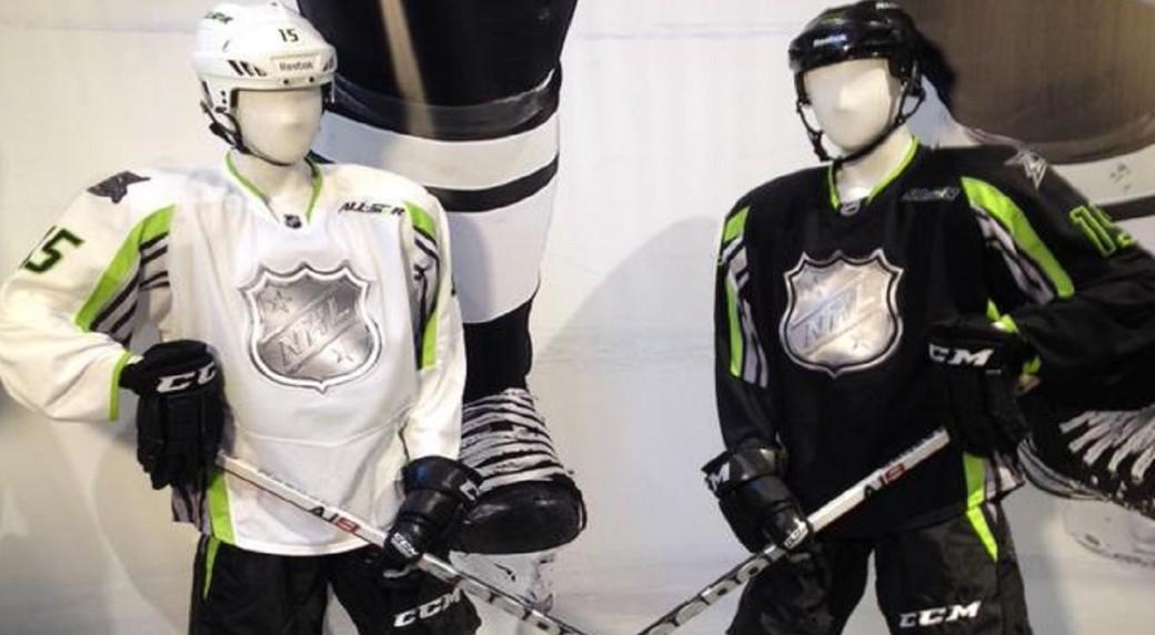 2e0346c35 NHL unveils neon green 2015 all-star jerseys - Sportsnet.ca