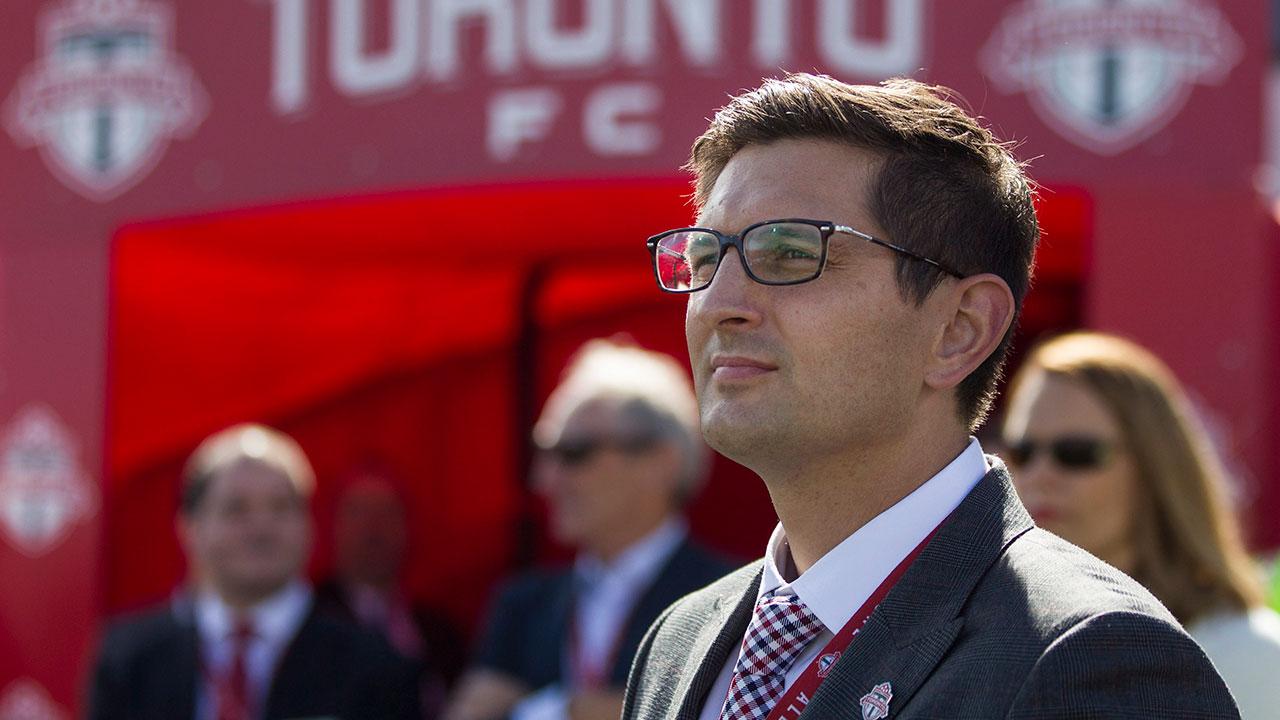 Listen to TFC Pitchside: 1-on-1 with GM Tim Bezbatchenko