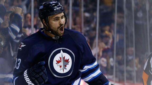 Dustin-Byfuglien;-Winnipeg-Jets