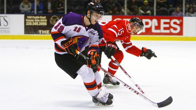 USHL: Lesser Lights Shine At Top Prospects Game