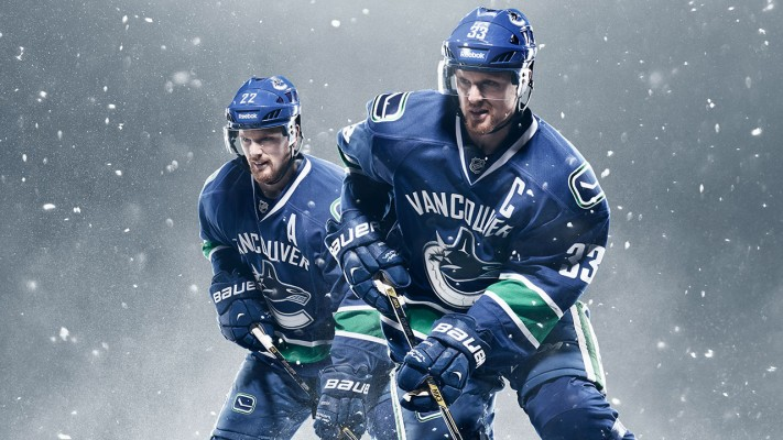 As professional photographer Marcus Eriksson found out, capturing the Sedin twins in action is a lot harder than it looks.