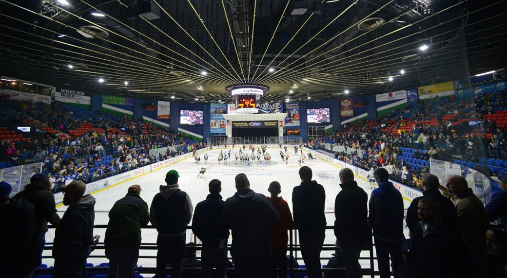 AHL-Skills-Competition;-Utica-Comets