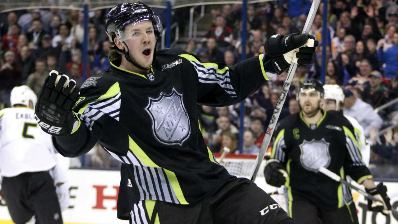 Remember those  Memorable NHL All-Star Game jerseys over the years ... 836babd26