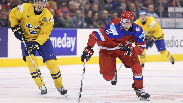 WJC: Rising Stock Of Russians A Game Changer For NHL
