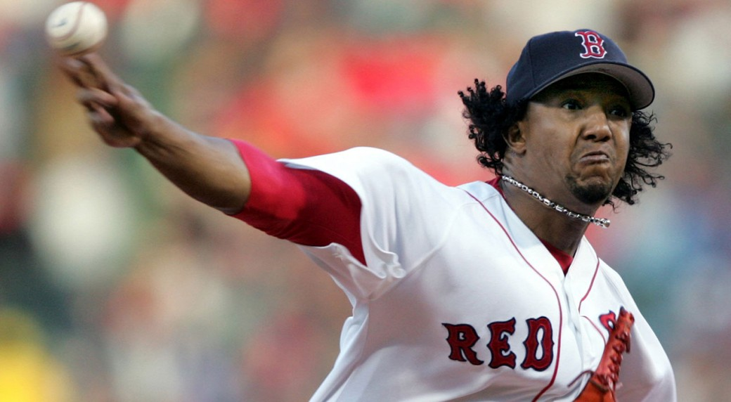 7ab373876 Pedro Martinez will have his number retired by the Boston Red Sox. (Charles  Krupa AP)