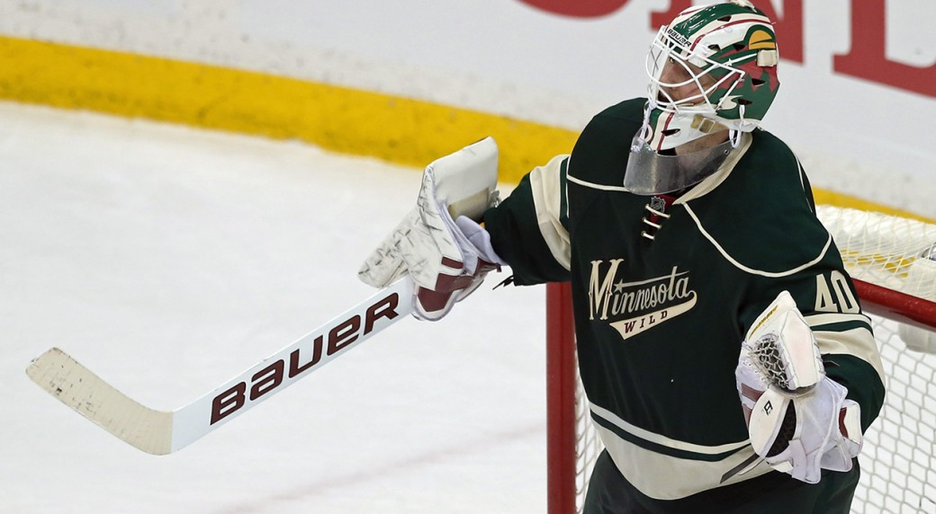 The Sky's The Limit For Wild Ironman Dubnyk