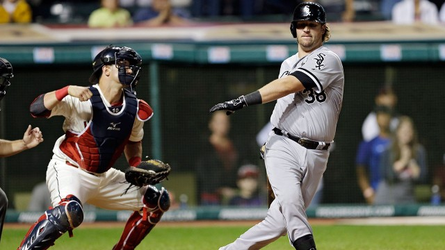 Blue Jays claim Andy Wilkins from White Sox