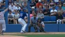 Blue Jays beat Tigers in rain-shortened loss