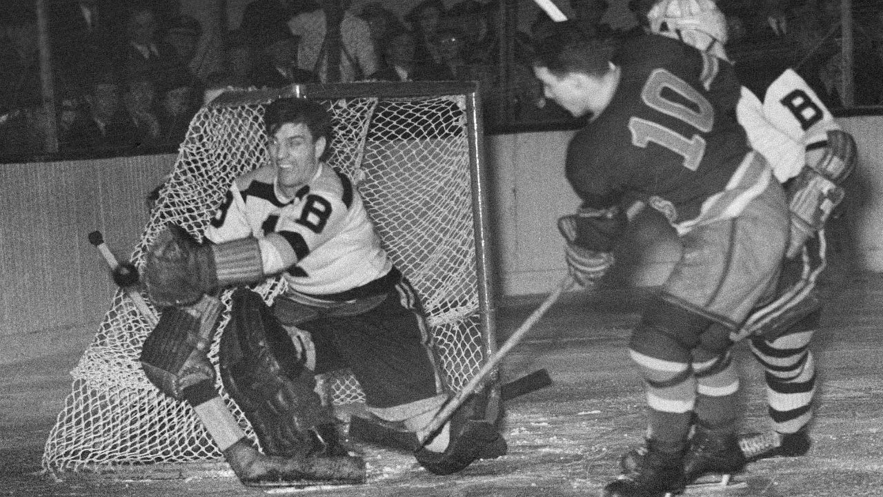 Eveleth, MN Plans Statue To Of Hockey Great Brimsek