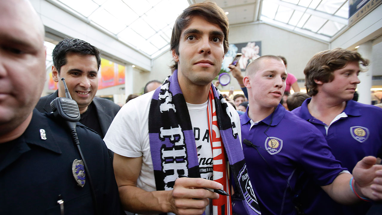 Kaka - The Brazilian playmaker was recently named Orlando City SC captain for the upcoming season. Given his success and experience, it was a no-brainer by head coach Adrian Heath. The 32-year-old is still a tremendous player with incredible technique and will be a joy to watch in 2015 and beyond.