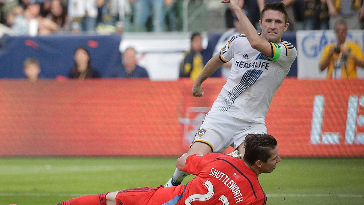 Robbie Keane - The MLS MVP has scored 53 goals in 84 regular-season games since joining the LA Galaxy. Landon Donovan's retirement is a big loss, but as long as Keane is fit, the Galaxy will in good shape, especially with Steven Gerrard arriving this summer.