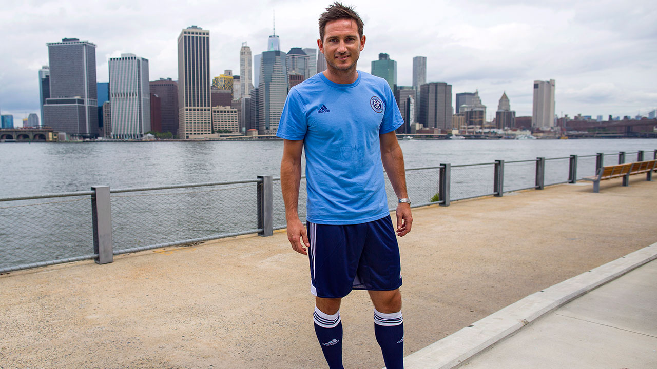 Frank Lampard - The saga surrounding Frank Lampard and NYCFC was embarrassing. However, once the Englishman arrives to MLS, he'll add more quality to a midfield that already boasts Mix Diskerud and Ned Grabavoy. Those three should form one of the best trios in the league.