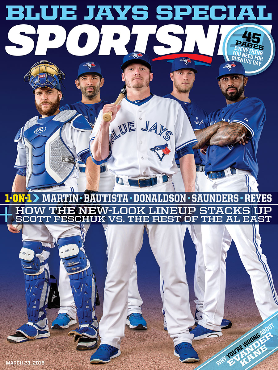 Sportsnet Magazine: 2015 Blue Jays Preview