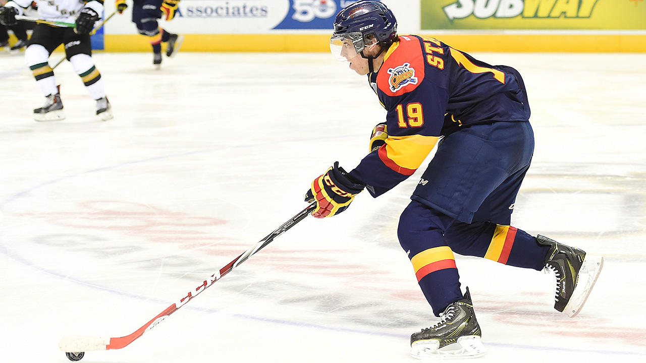 OHL: How Lessons From McDavid Helped Strome Keep The Otters Atop The League