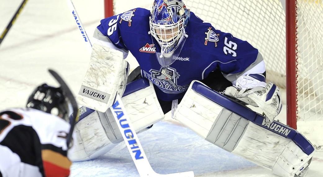WHL: Roundup - Nikolishin Caps Rebels Comeback
