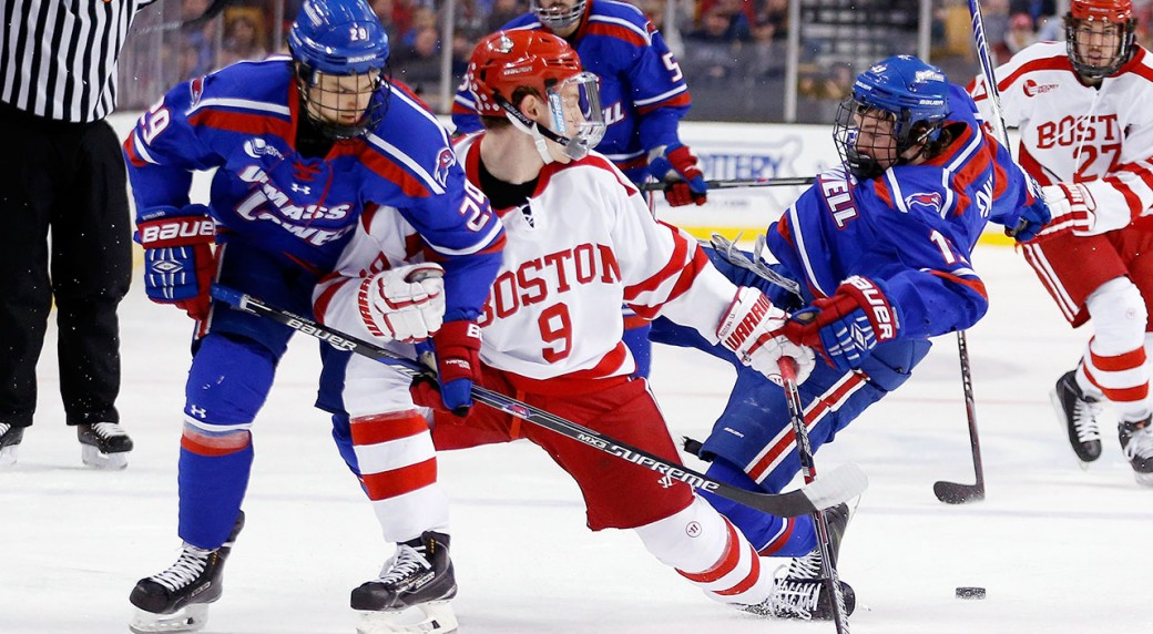Hockey East: Could Eichel Opt To Stay And Play In College? (Yes.)