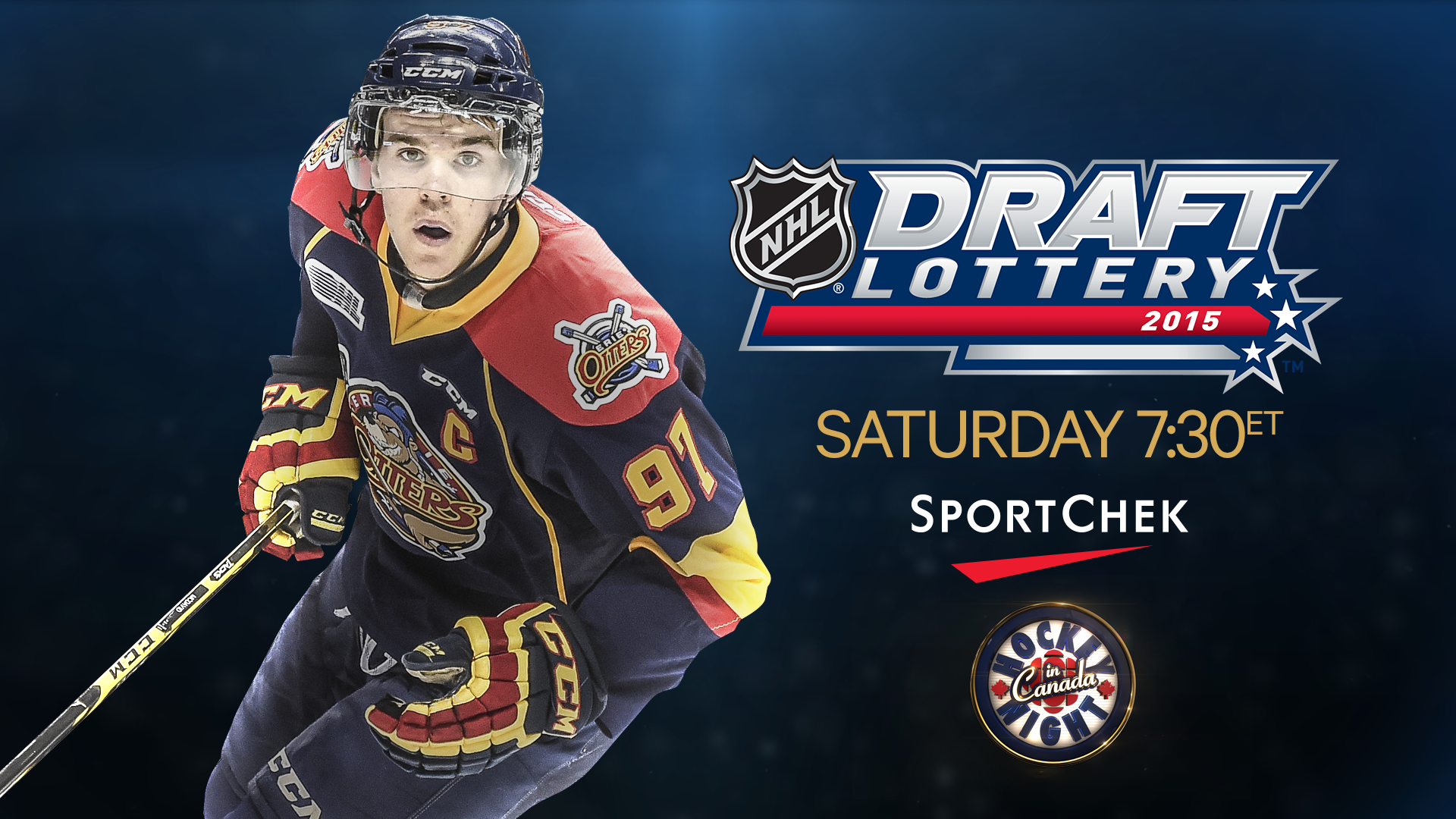 Gdt 2015 Nhl Draft Lottery Cbc 7 30pm Edmonton Wins Mcdavid