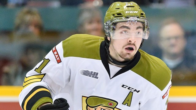 OHL: Playoffs - Battalion Down Colts To Advance