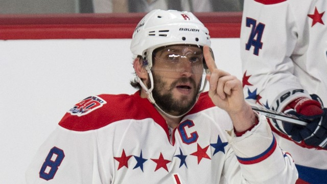 Five Things We Learned In The NHL: Ovechkin Still Needs One More