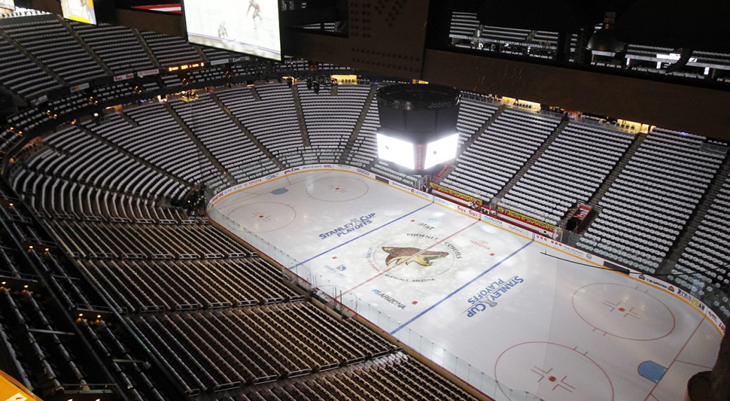 Coyotes, ASU take first step in possible construction of arena