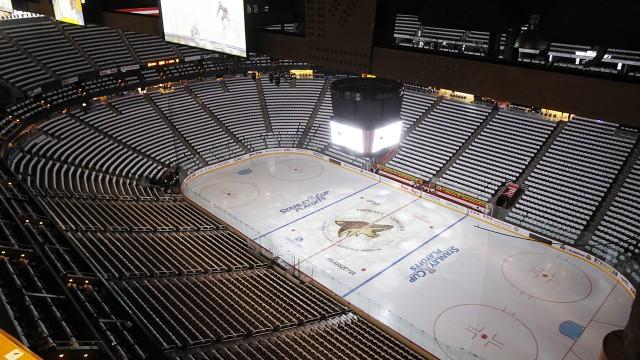 Arizona Coyotes to reduce arena seating capacity next season