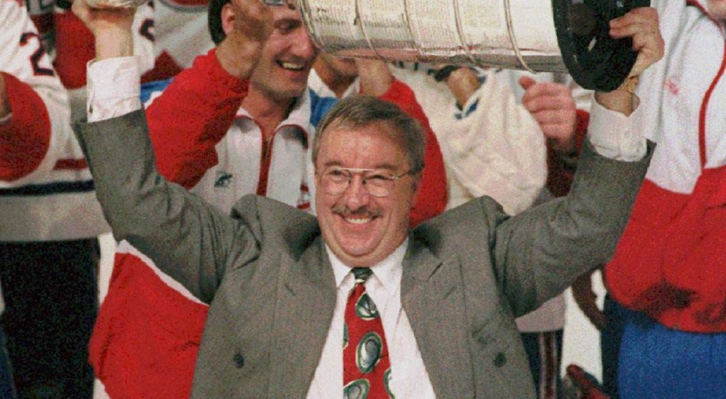 Former Nhl Coach Jacques Demers Suffers Stroke