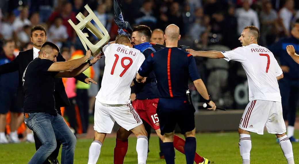 Serbian/Albanian UEFA appeal ruling coming soon - Sportsnet.ca