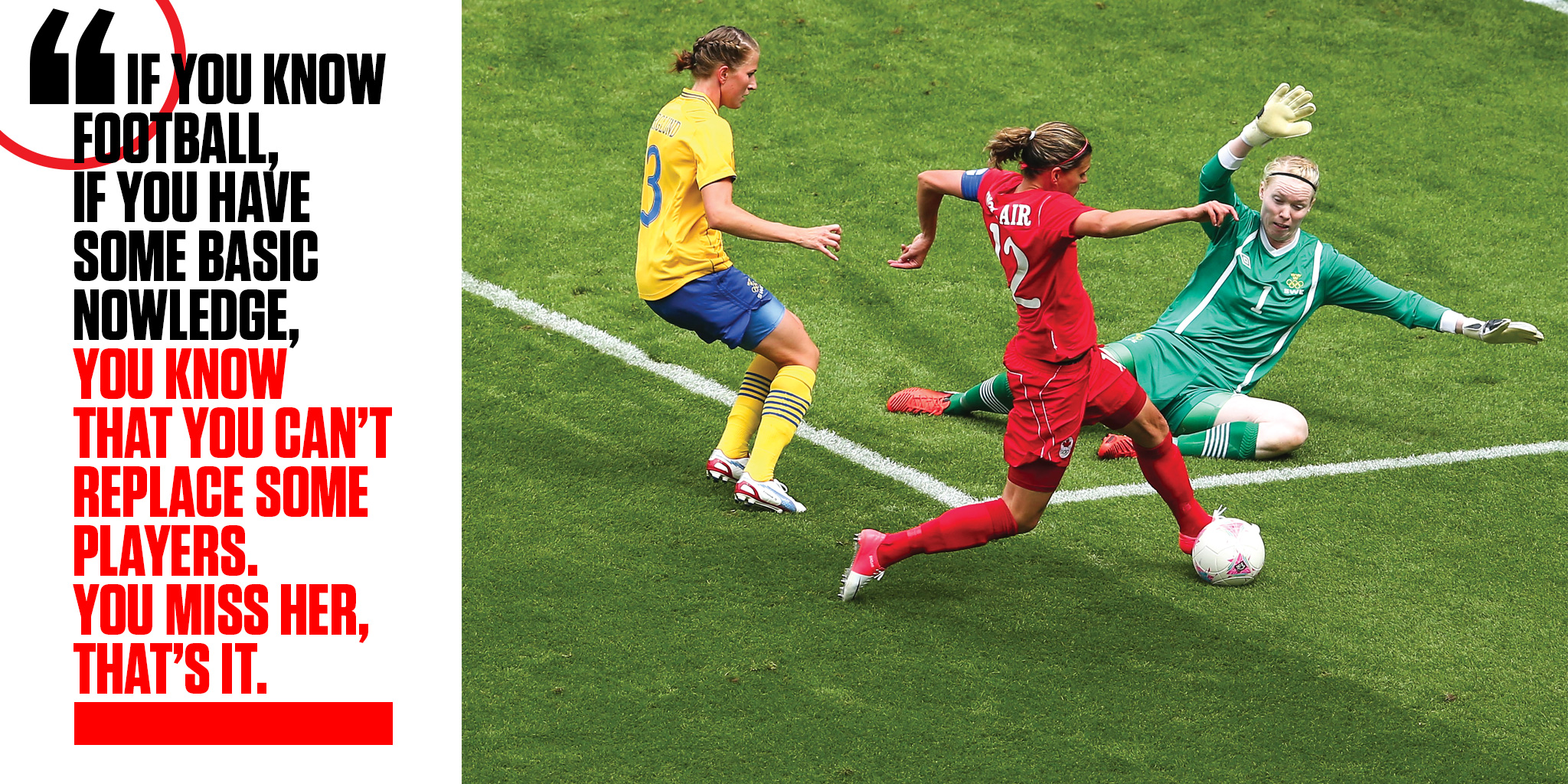 Big Read: The evolution of Christine Sinclair - Sportsnet ca