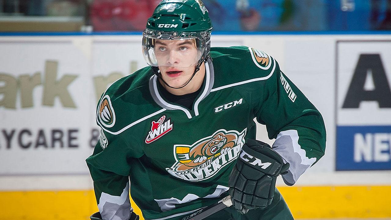 Noah Juulsen; Everett Silvertips; WHL; CHL; Montreal Canadiens; NHL; 2015 NHL Entry Draft