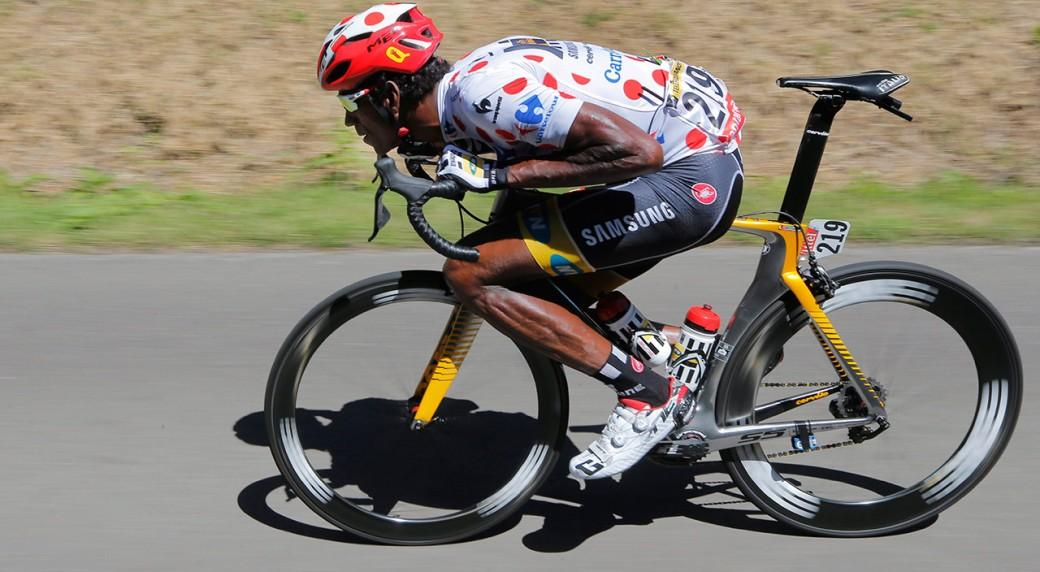 Daniel Teklehaimanot  Tour De France