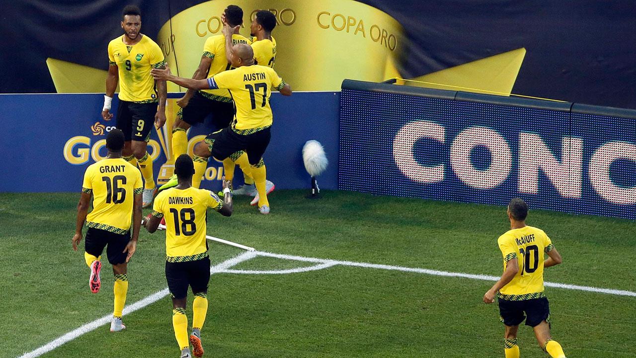 Early goal drives Jamaica to win over Haiti - Sportsnet.ca