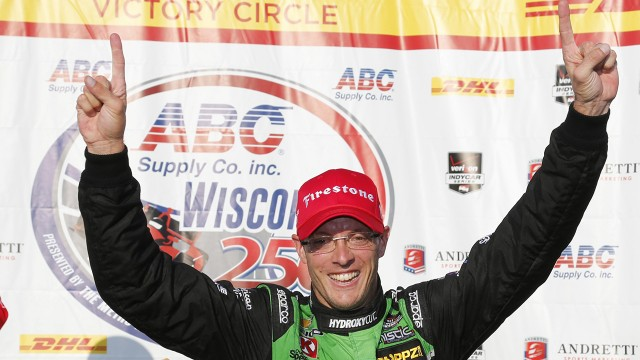 bourdais returns to indianapolis motor speedway after crash. Black Bedroom Furniture Sets. Home Design Ideas