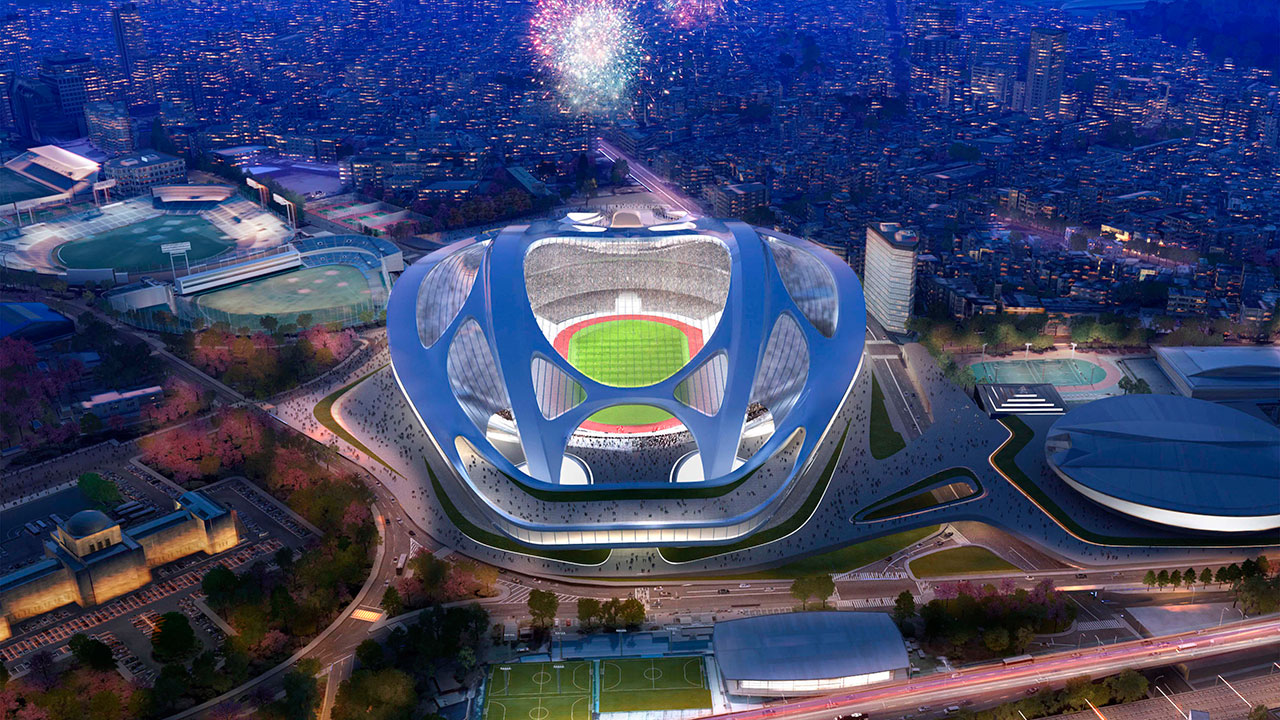 Tokyo's Olympic stadium comes with $2B price tag - Sportsnet.ca