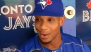 New Blue Jay Revere hoping he goes from worst to first
