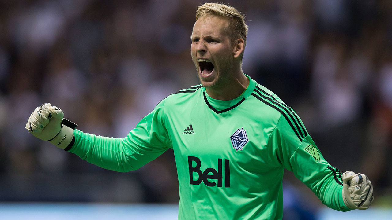 Ex-Whitecaps goalkeeper David Ousted keeping his options open