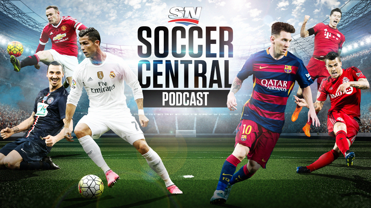 Soccer Central Podcast