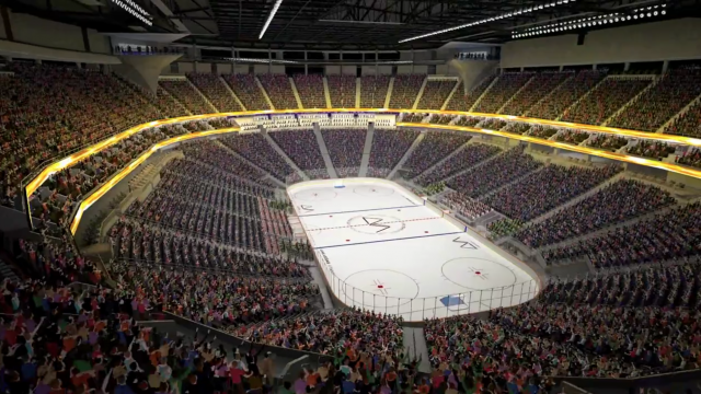 Gotta See It Virtual Tour Of New Las Vegas Arena
