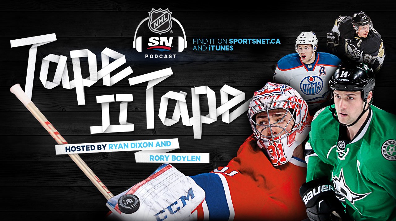 Rory Boylen; Ryan Dixon; hockey; podcast; NHL; Sportsnet