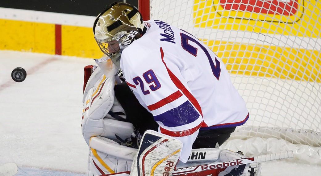 QMJHL: Islanders Sink Olympiques In Overtime