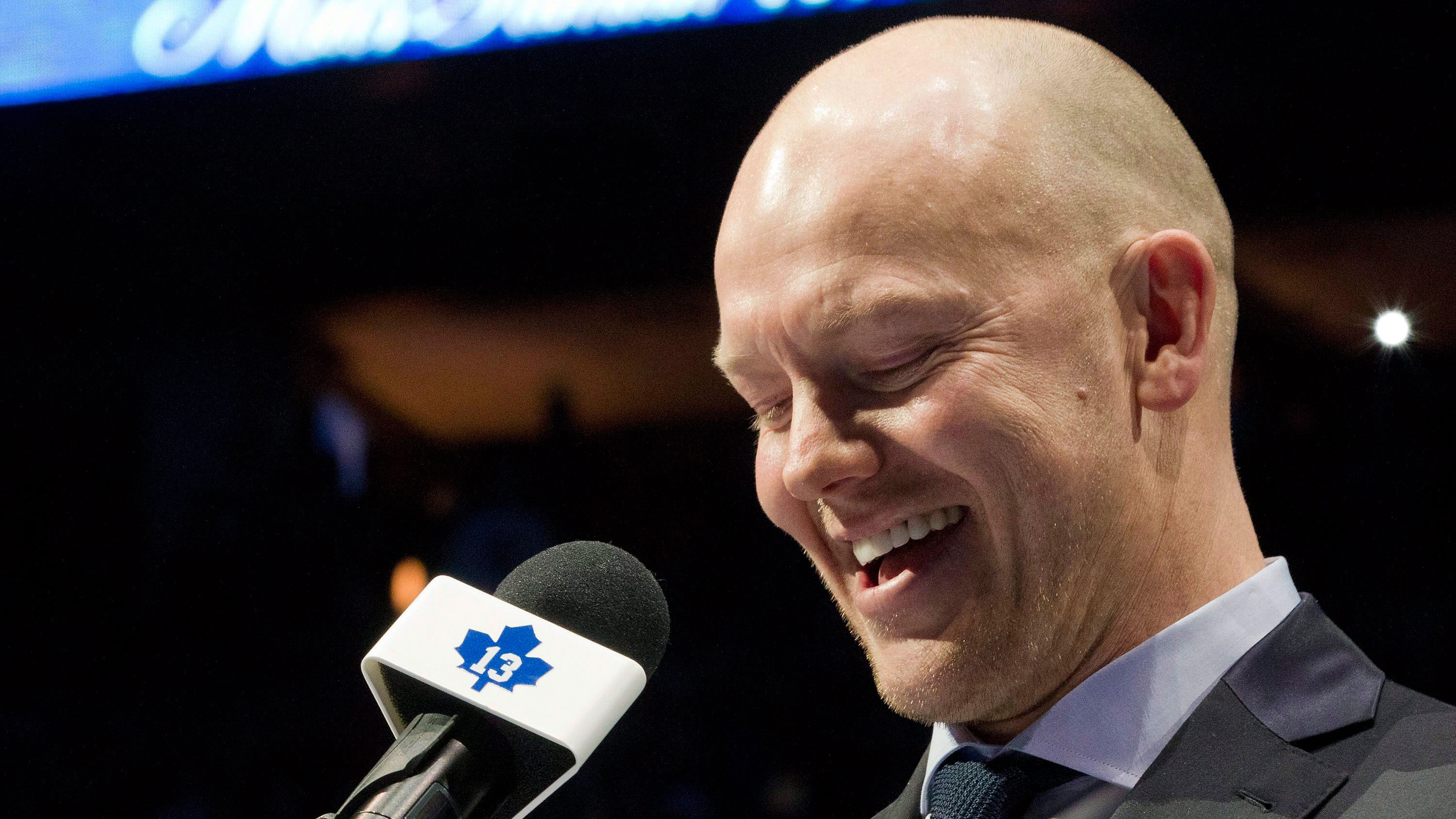 6e8c666e45a Great honour for Sundin to be in Legends Row with Salming - Sportsnet.ca